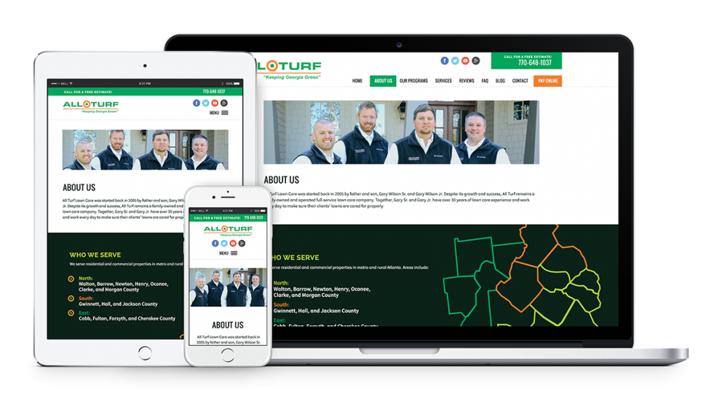 all turf lawn care